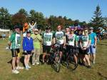 A big dream realized in 2014: The Donate Life Cycling Team