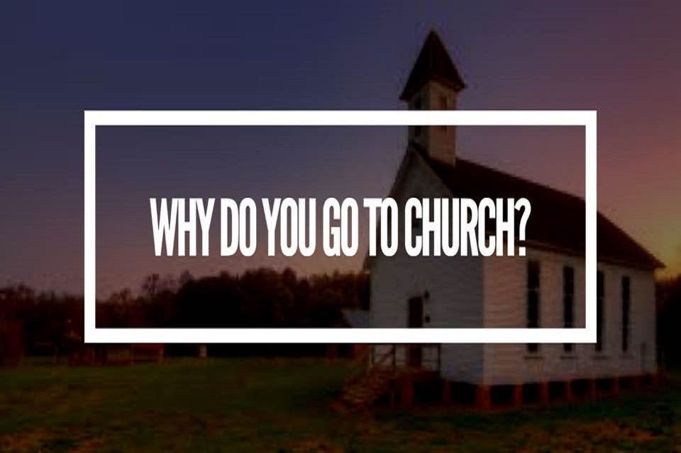 worship, why go to church, church problems