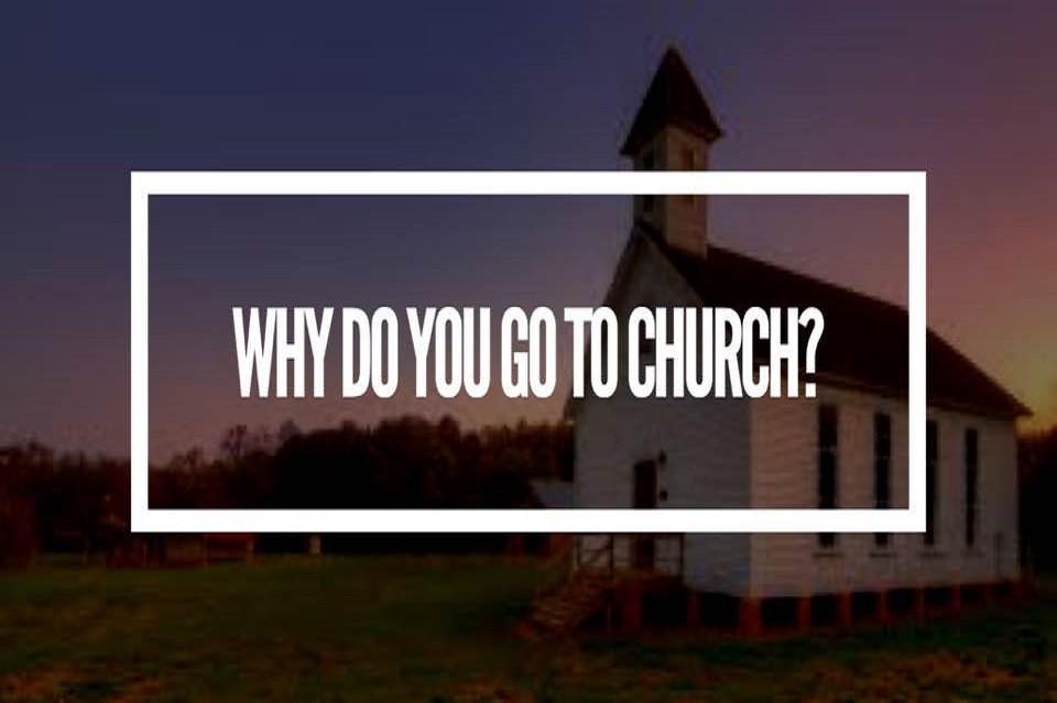 worship, why go to church, church problems